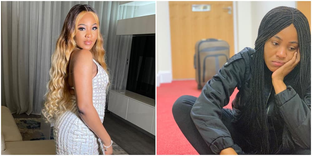 I'm the most hated person, BBNaija's Erica writes, Delo Momodu, others comfort her