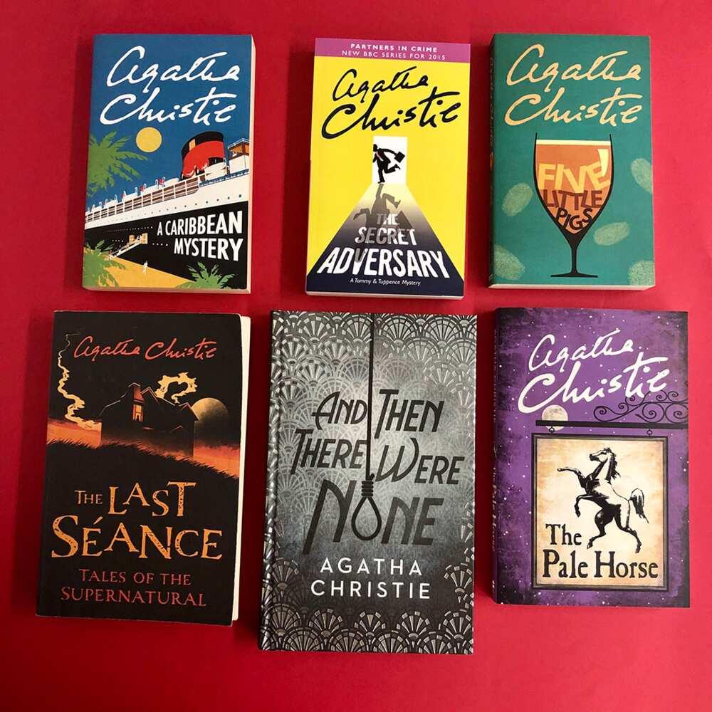 best mystery books