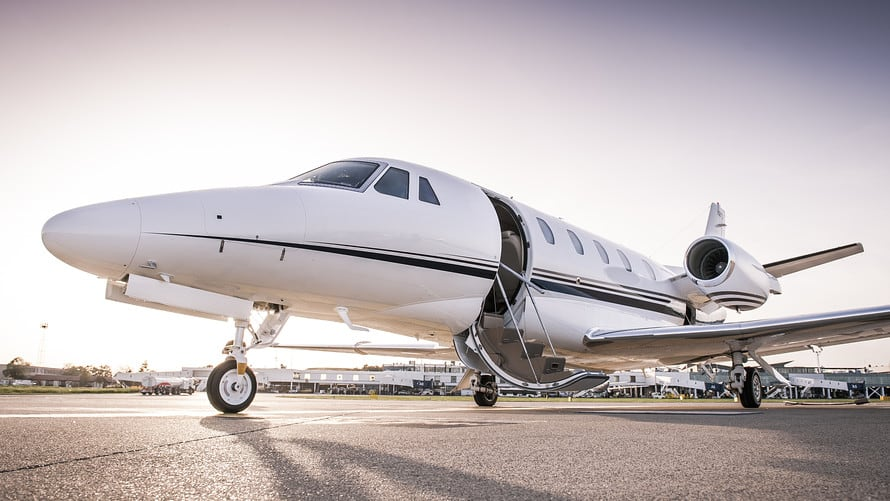 Federal govt grounds former petroleum minister's private jet in Canada