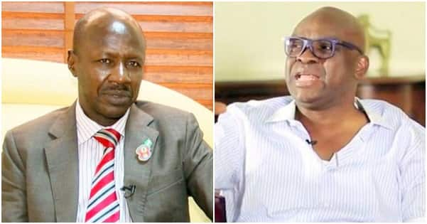 How Ibrahim Magu sold seized assets to his associates - Ayo Fayose