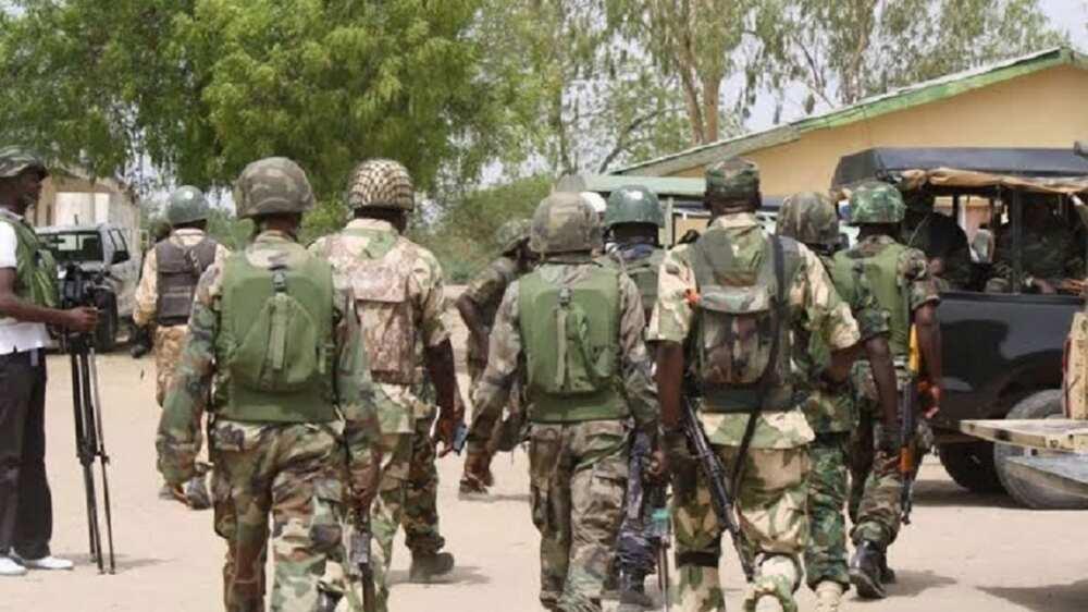 Dakarun sojojin Nigeria