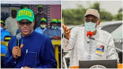 Akeredolu reacts as Jegede alleges threat to life for challenging Ondo governor's victory at tribunal