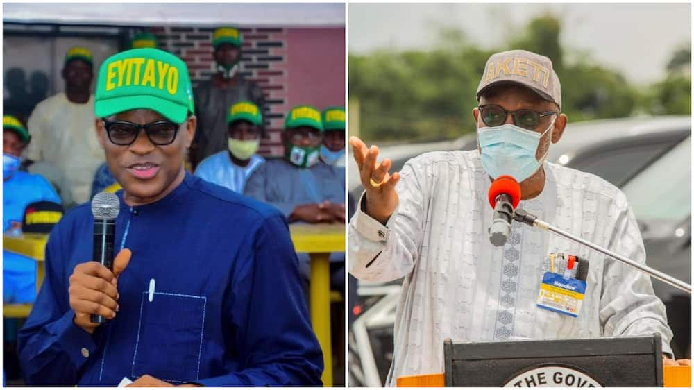 Akeredolu slams Jegede, says allegation of threat to his life an illusion