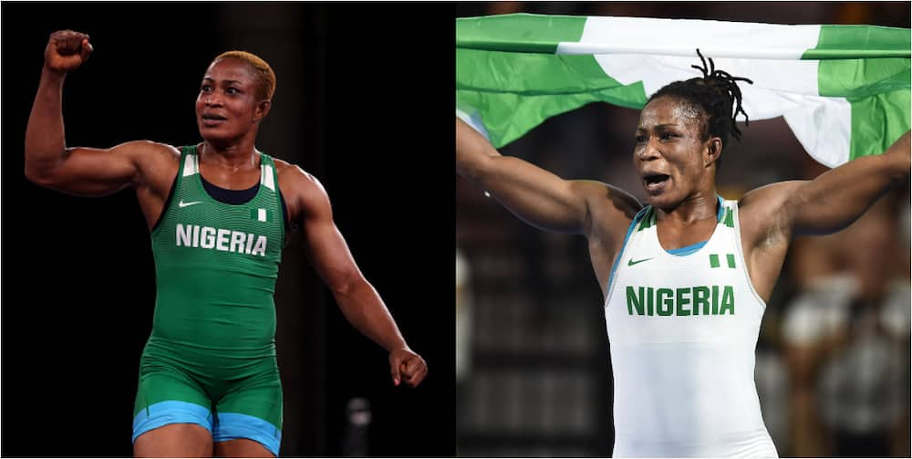 Nigeria Win Second Medal At Tokyo 2020 As Hard Fighting Wrestler Finishes 2nd To Win Silver