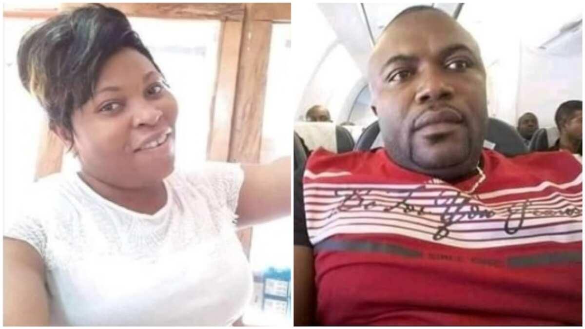 Tragic photos of Nigerian family of four die in their sleep