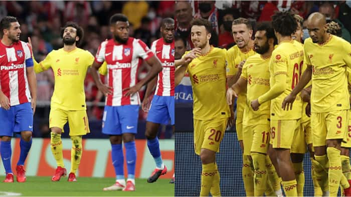 Superstar Mohamed Salah nets brace as Liverpool defeat Atletico Madrid 3-2 in intense UCL tie