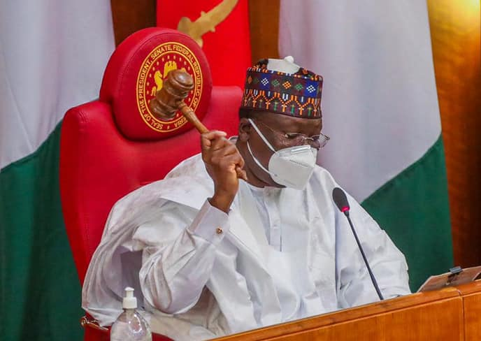 Senators Reportedly Disclose 3 Reasons Why They Are Plotting to Impeach Senate President Ahmed Lawan
