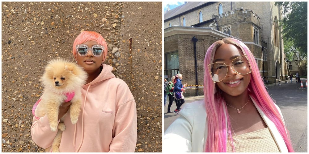 DJ Cuppy laments state of her health.