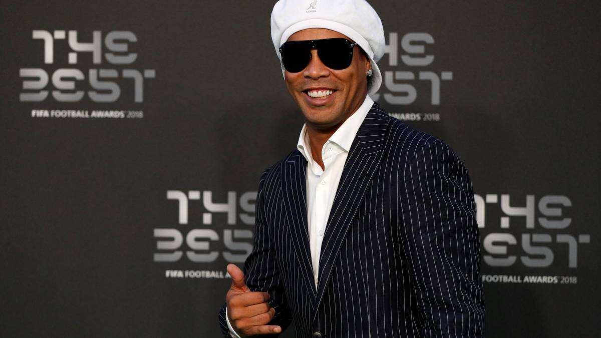 Kotu ta kama tsohon 'Dan wasa Ronaldinho da 'Dan uwan sa da laifi