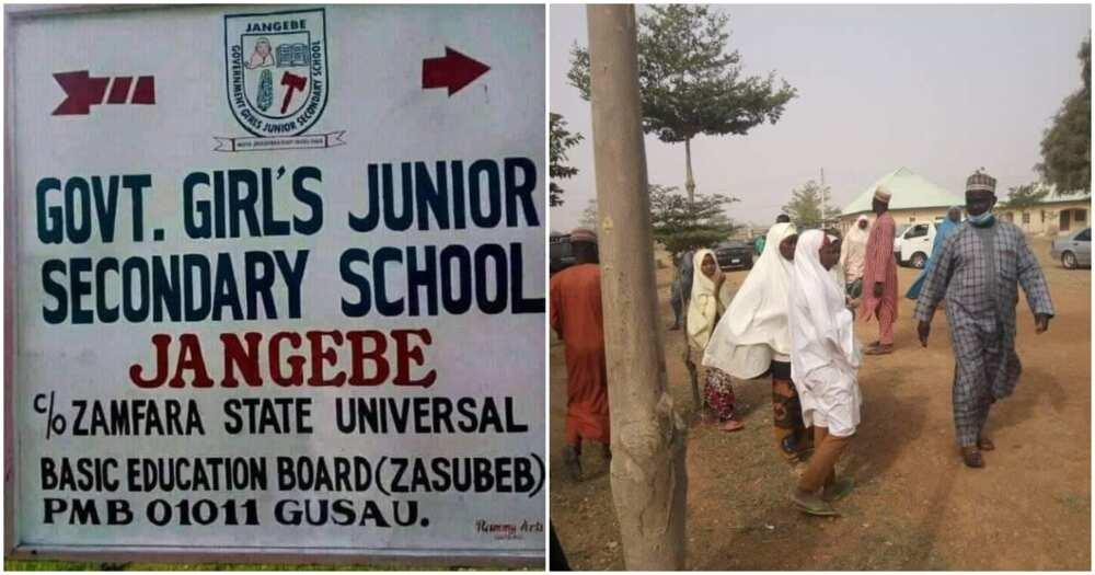 Gross violation of children's rights, Amnesty Intl, UNICEF condemn Zamfara schoolgirls abduction
