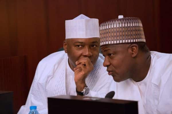 Saraki, Dogara planning to manipulate 9th NASS election - Group alleges