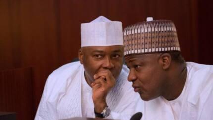 Alawus: Hadiman yan majalisa sun kai karar Saraki da Dogara gaban Buhari da EFCC