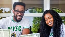 Vice president's daughter Kiki Osinbajo and cousin celebrate as they complete NYSC (photos)