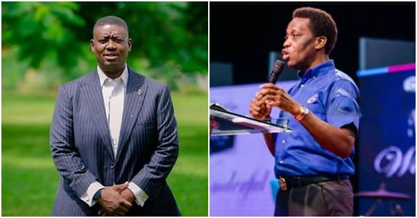 Pastor Adeboye's son Leke reacts to his brother's death