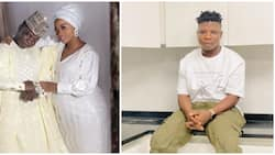 Prewedding photos of Naira Marley's crew member Guccy Branch and girlfriend surface online