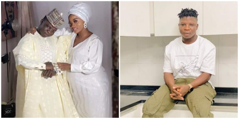 Naira Marley's crewmember Guccy Branch set to wed pregnant girlfriend