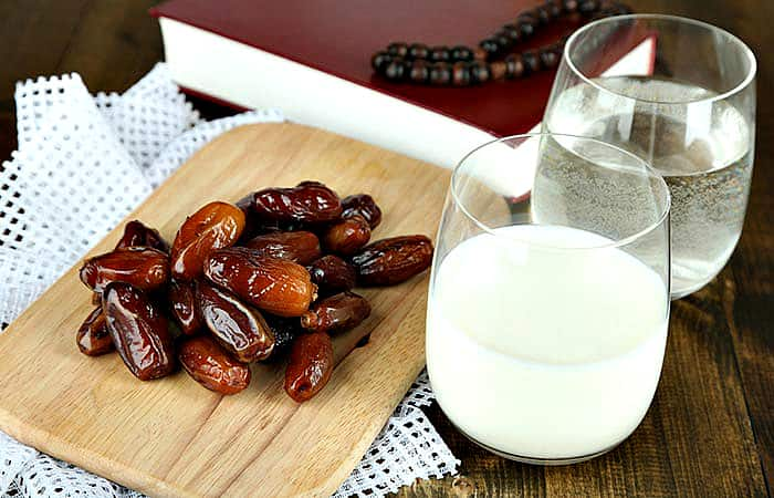 Benefits of dates with milk you should know about
