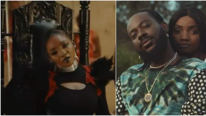 I can live with that: Simi to troll who said Adekunle Gold sings better than her after she released new song