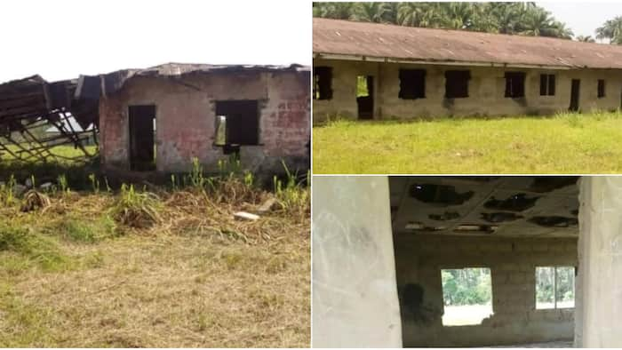 We are also humans: Community cries out over dilapidated school in Delta, lack of water; share photos