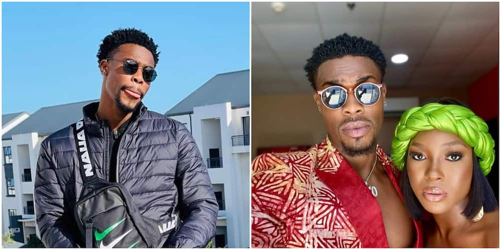 BBNaija: Neo and Vee urged to sit together.