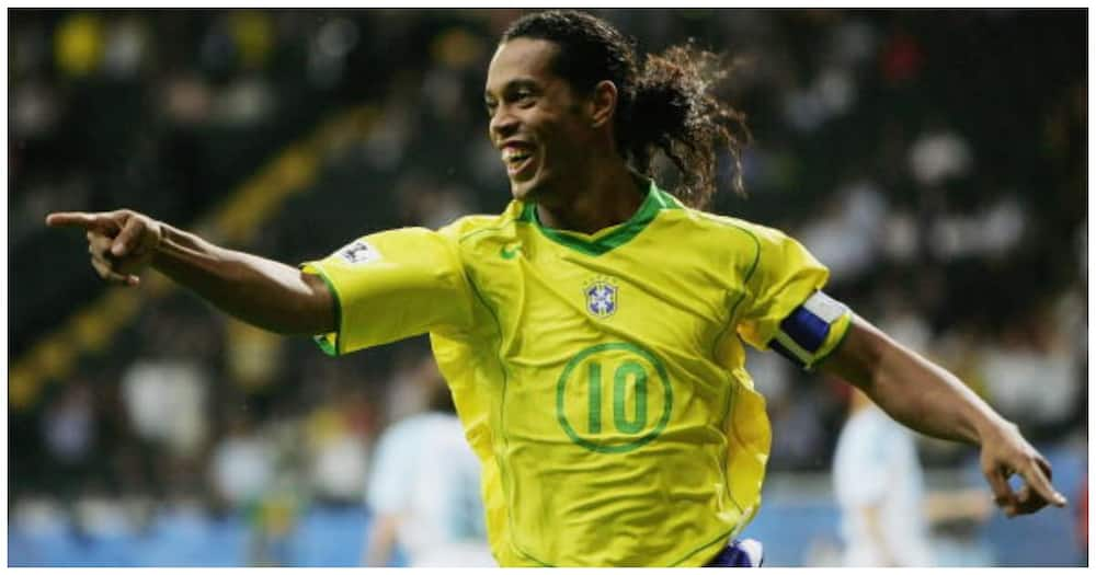 Brazil legend Ronaldinho to release 8 songs in 2021 after going into rapping