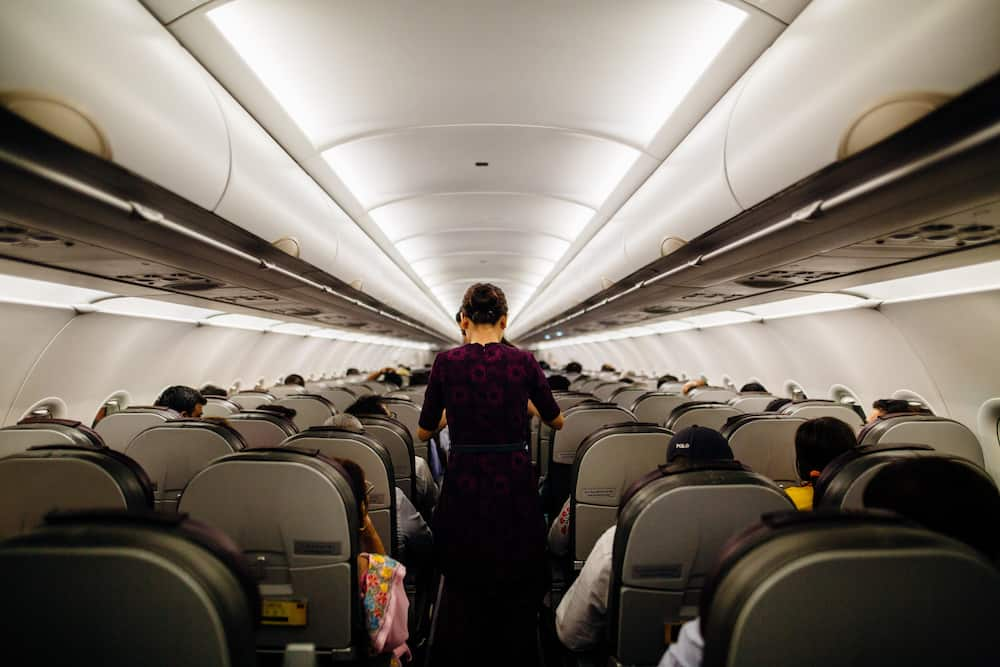 Flight attendant salary