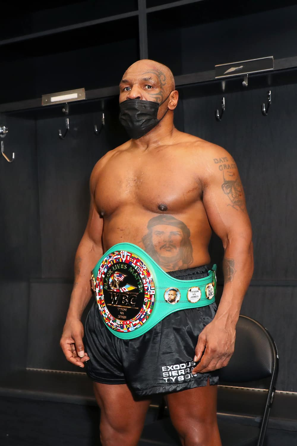 Mike Tyson vs Jones Jr exhibition fight got over 1.2m pay per view buys