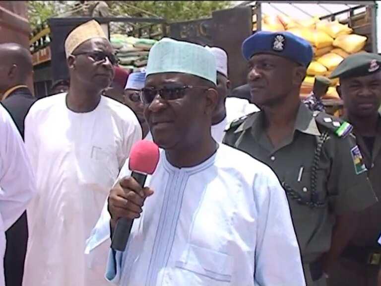 Bala Ngilari defects to APC, says PDP has been unfair to him