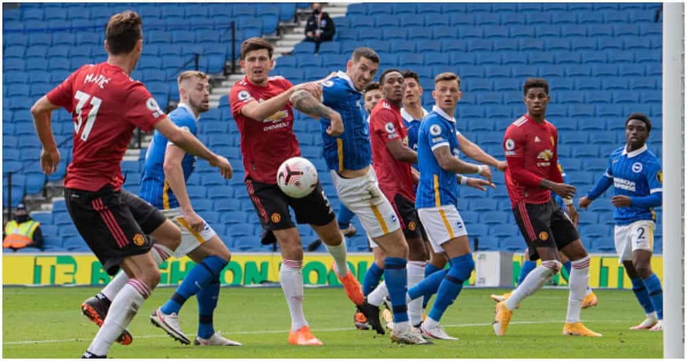 Brighton vs Man United: Why Red Devils were awarded penalty even after final whistle
