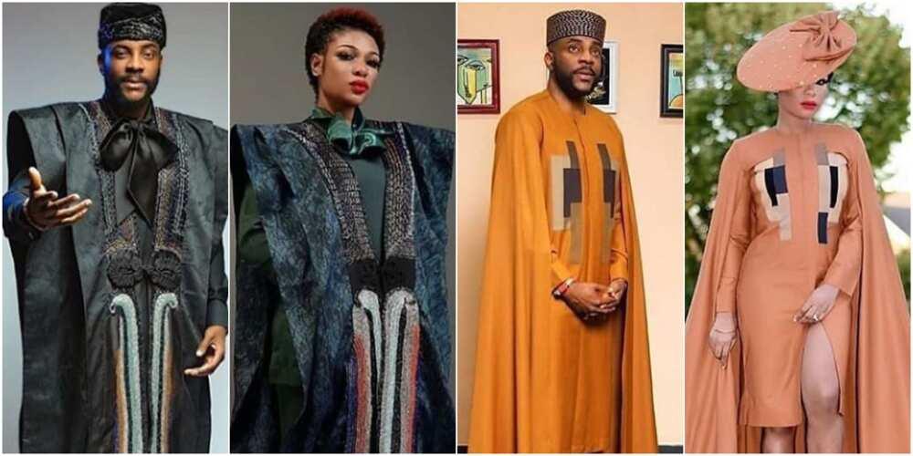 Ebuka Obi-Uchendu and Nigerian designer