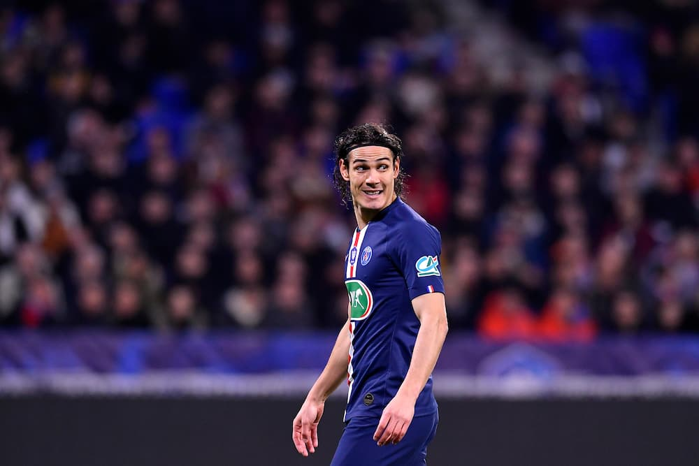Edinson Cavani ruled out of Man United tie against Newcastle and could face PSG