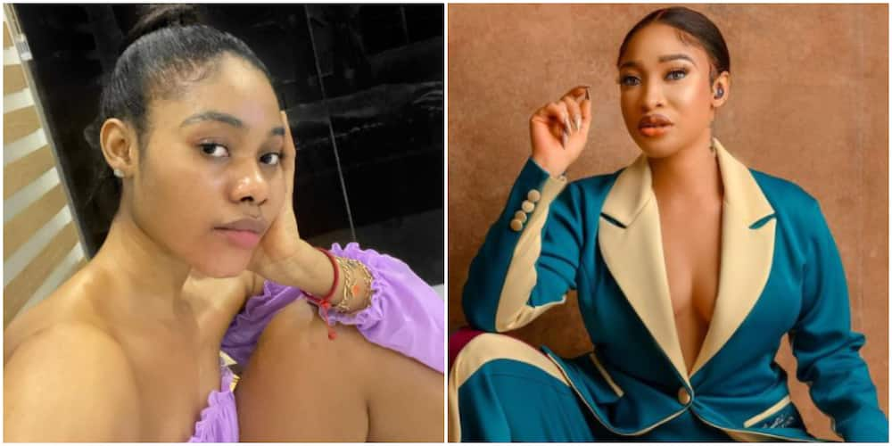 Jane Mena tackles Tonto Dikeh