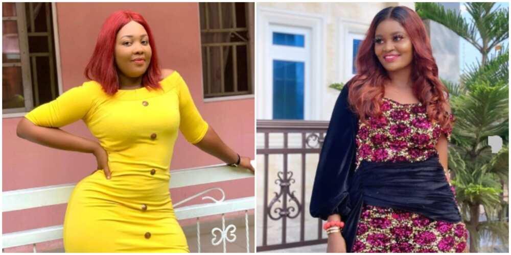 Photos of Crystal Okoye and Chizzy Alichi.