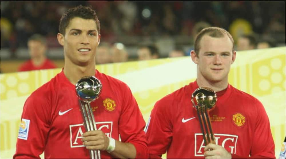 Here are the legendary comments of Messi and Ronaldo on retired England legend Wayne Rooney