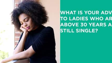 6 advice to ladies above 30 who are not married