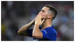Courtois aims dig at Chelsea fans after Hazard joins Real Madrid