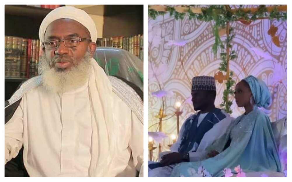 Auren dan Shugaba Buhari: Talakan Najeriya ya shiga uku – In ji Sheikh Ahmad Gumi