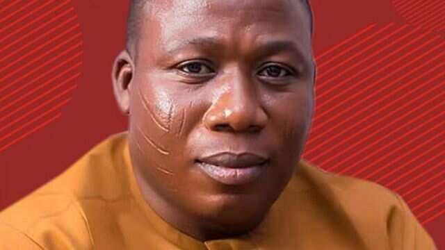 Yanzu-Yanzu: Sunday Igboho ya isa kotu a Kwatano don sanin makomarsa