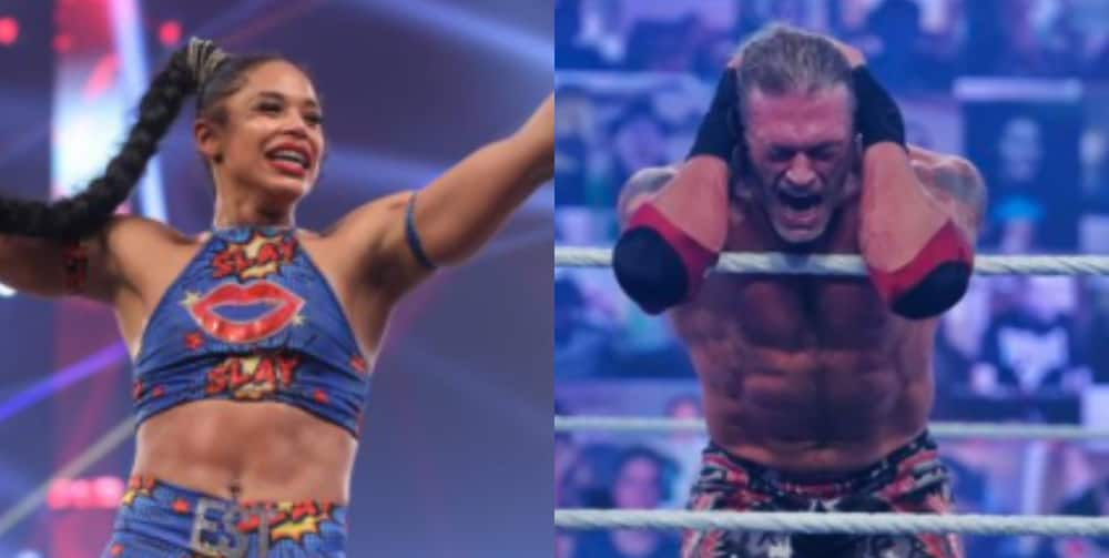 Surprise winners emerge in men's and women's Royal Rumble matches