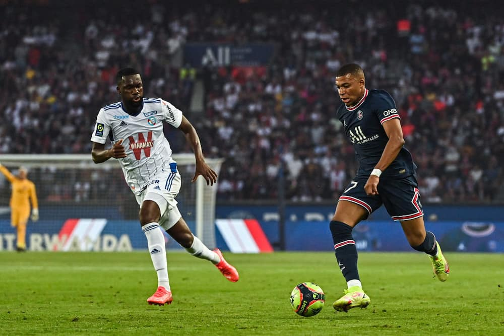 Kylian Mbappe stylishly confirms PSG's exit after missing out on teammates party