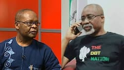 The Dot Nation: Igbokwe berates Abaribe for wearing branded shirt