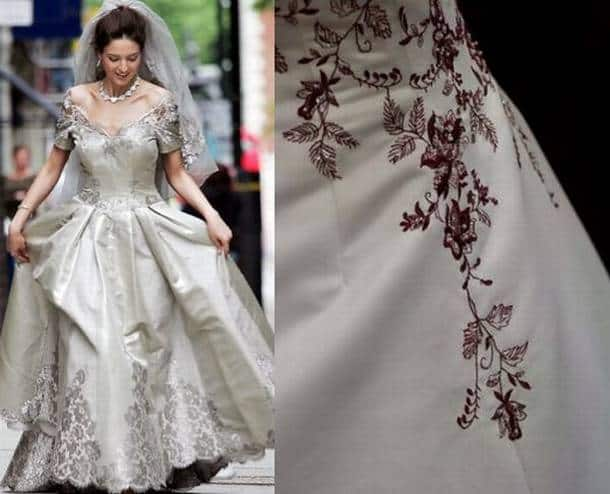 Most expensive wedding dresses of all time