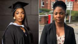 Another Nigerian lady Ololade Adetifa glows with pride in UK after making distinction in electrical electronics engineering (See photo)