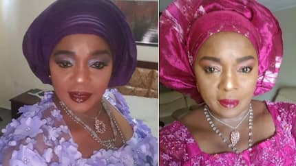 It is not your business - Actress Rita Edochie says to fans who criticize her makeup (photos)