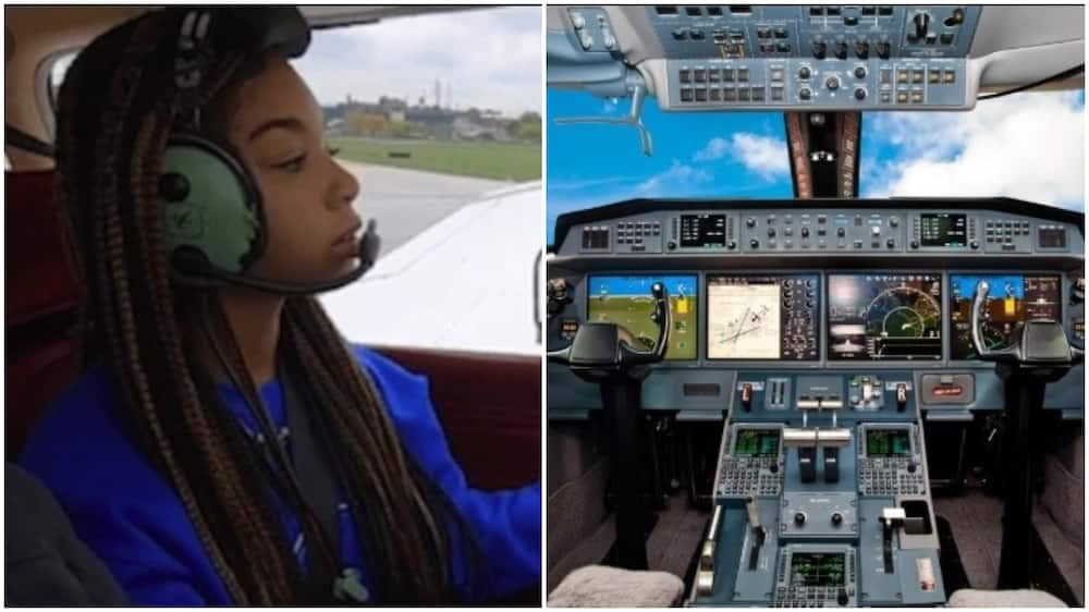 16-year-old student secures private pilot's license while in school