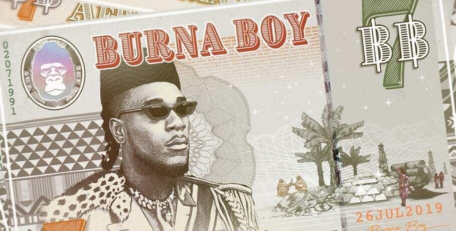 Burna Boy - Show & Tell