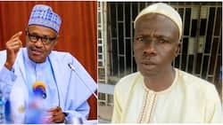 Please help me - Man who trekked for Buhari in 2015 cries out over limb pains, begs APC, Gombe governor