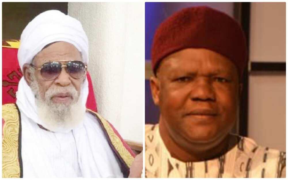 Boko Haram: Dahiru Bauchi, ya musanta goyon bayan Mailafia a kan ikirarinsa