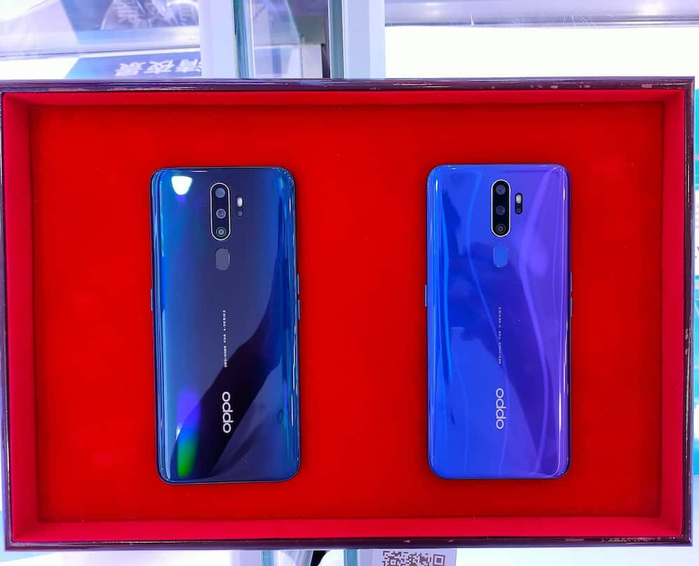 Oppo a11 features