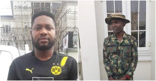 Fake army officer arrested, sentenced to 8 years imprisonment
